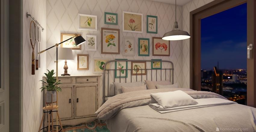 elizabeth Interior Design Render