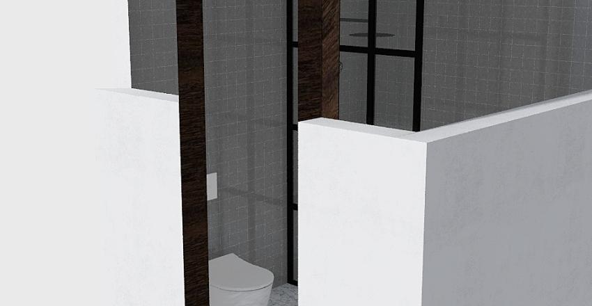 łazienka 2050/1900 Interior Design Render