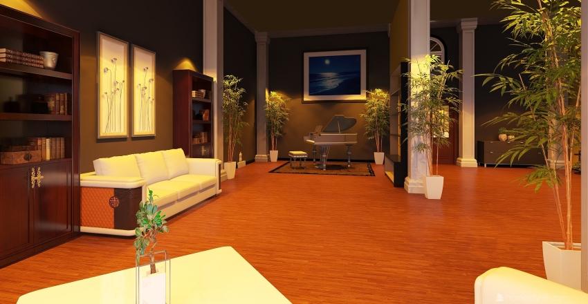 Draft  Interior Design Render