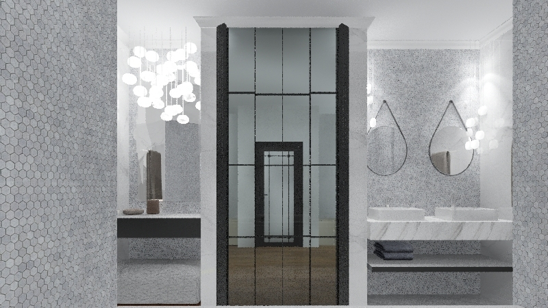 =) Interior Design Render
