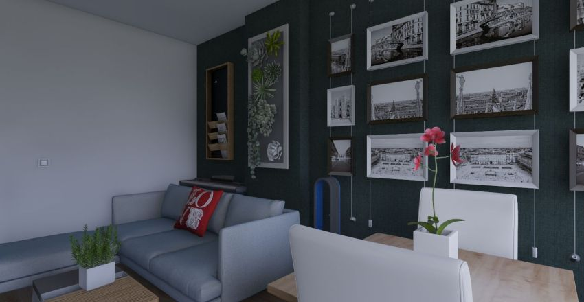 467 True Wall Move Interior Design Render