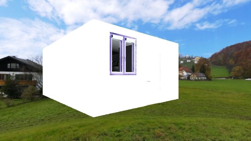 Kitnet Lorenzo Interior Design Render