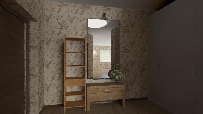 Квартира ПОЛНАЯ Interior Design Render