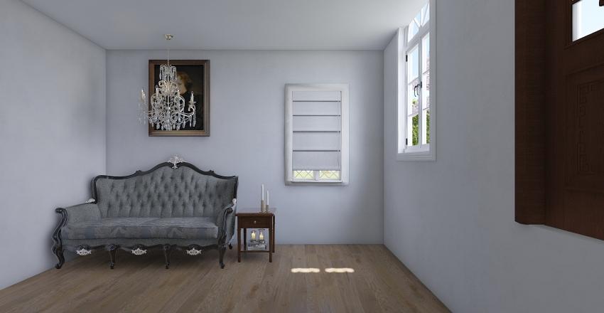 best villa two stories high Interior Design Render