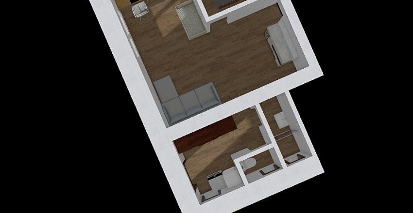 terv 1 Interior Design Render