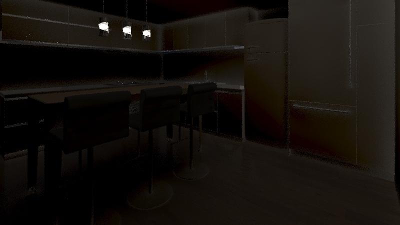 cocina 1 Interior Design Render
