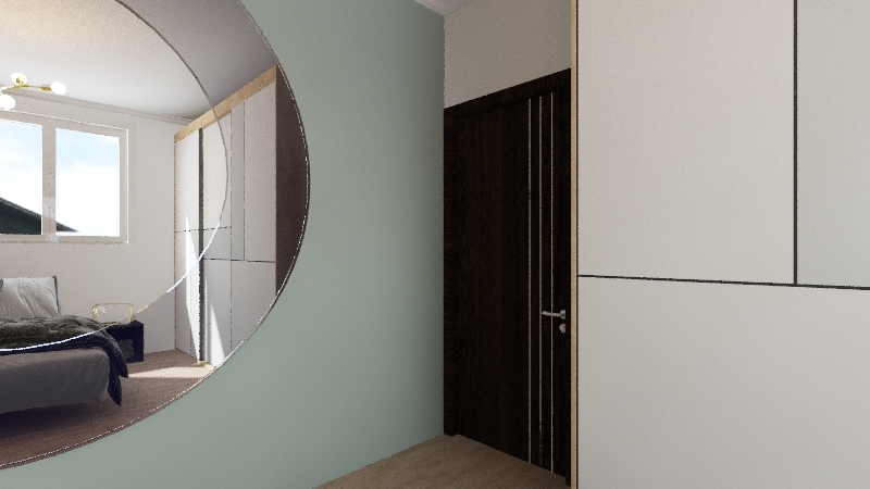 salvia  Interior Design Render
