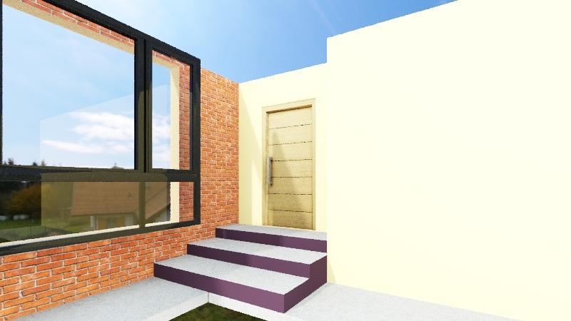 STEP 1 Interior Design Render