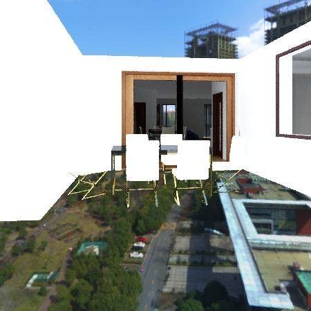 haz1/3 Interior Design Render