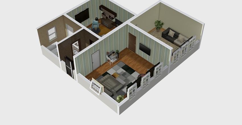 Cool house2 Interior Design Render