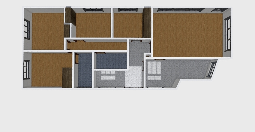 CAST alta º1 Interior Design Render
