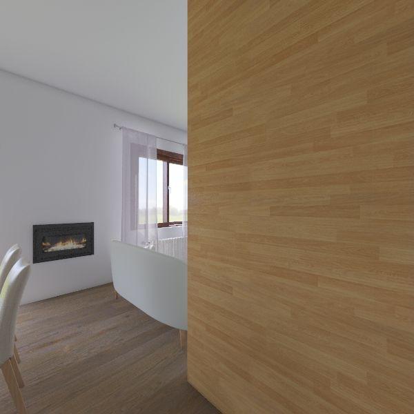 Parter_salon Interior Design Render
