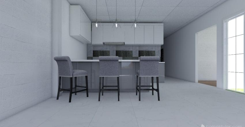 diseño de Ricardo Interior Design Render