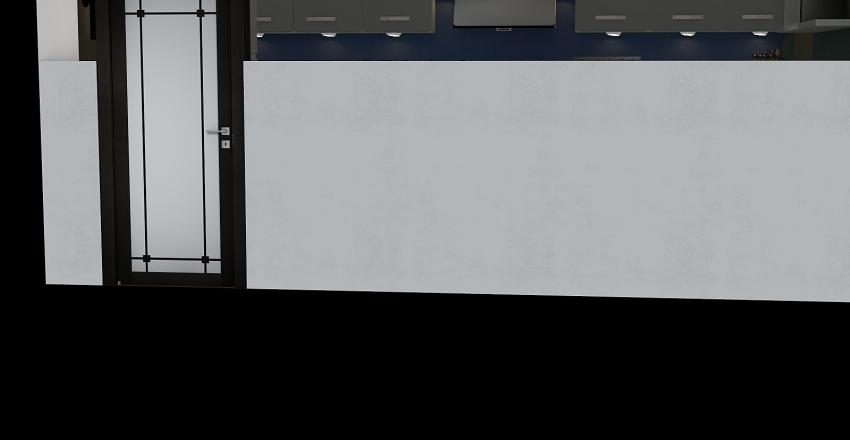 CX kitchen 1 Interior Design Render