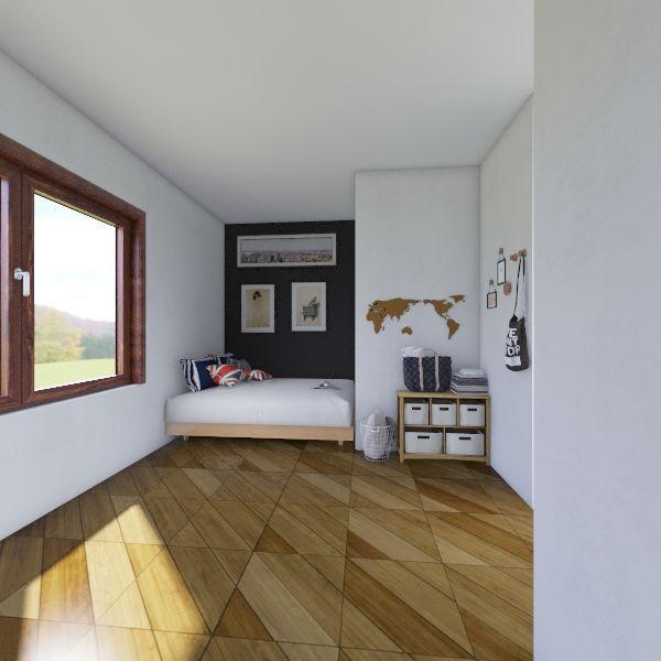 cn rmklr Interior Design Render
