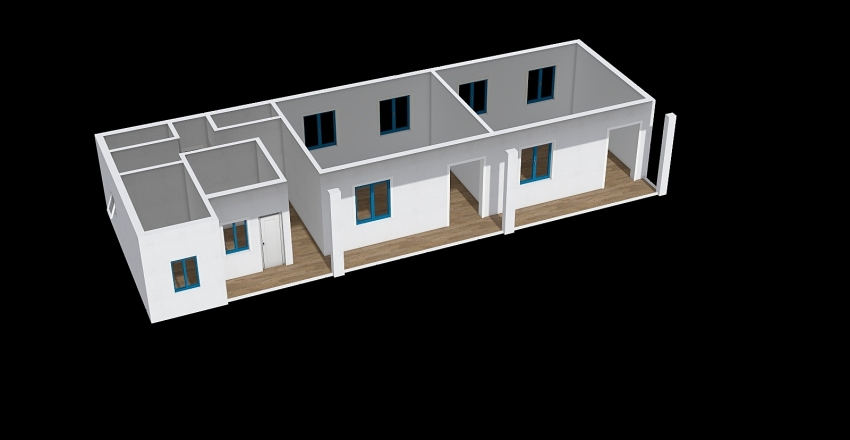 TRUONG C7 Interior Design Render