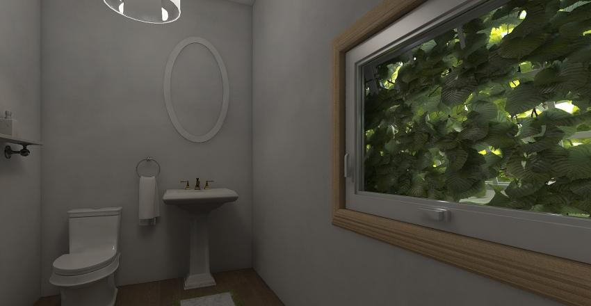 rich persons house Interior Design Render