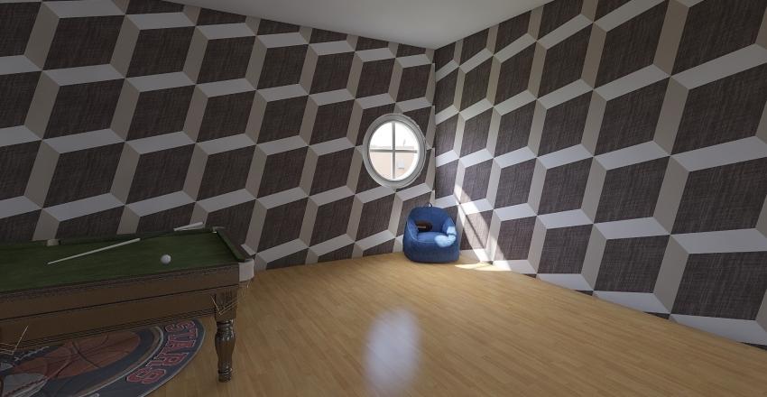 Ronald McDonald House Alejandra Sarmiento Interior Design Render