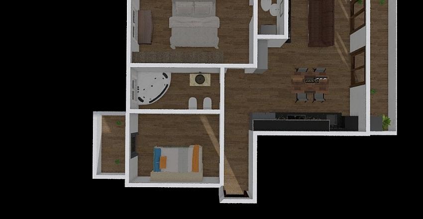 san giacomo 57 Interior Design Render