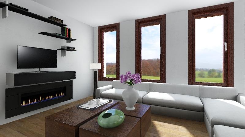MODELADO LAURA  Interior Design Render