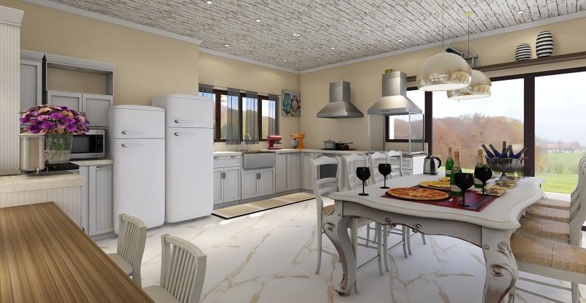 Carlos Sandra 2 Interior Design Render