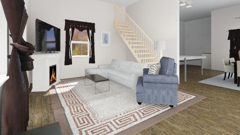 Mackenzy Dahnert-Design Plan  Interior Design Render