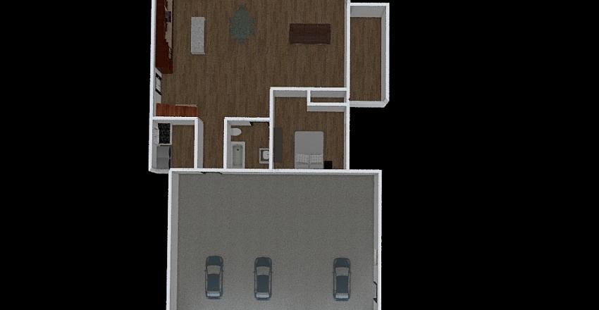 Dorsey - Main Floor Interior Design Render