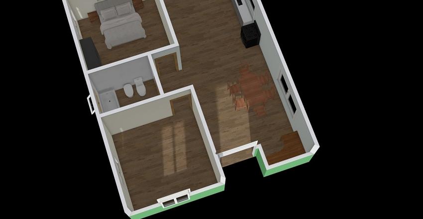walter casale Interior Design Render