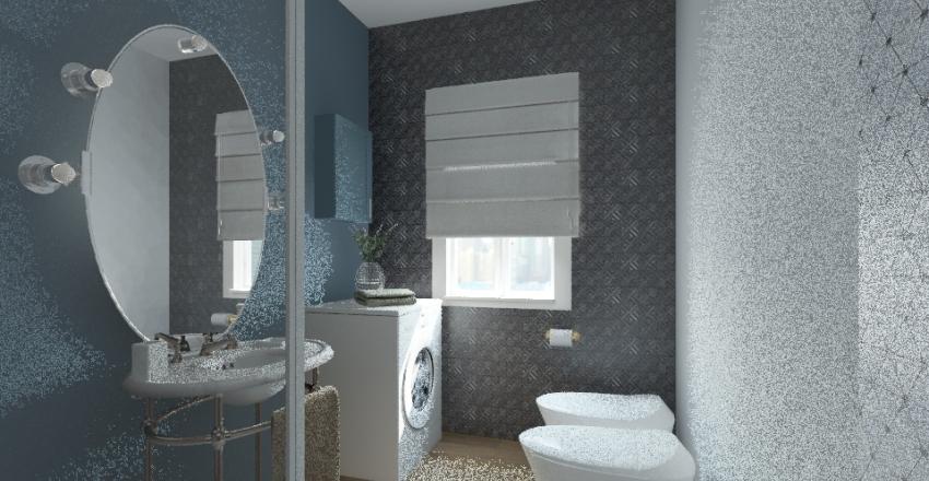 BAGNO ELI Interior Design Render