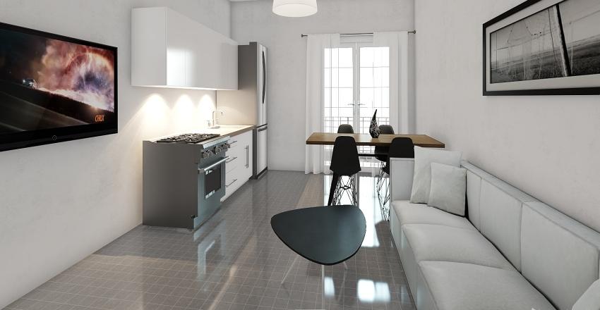 Mixail voda 8 Interior Design Render
