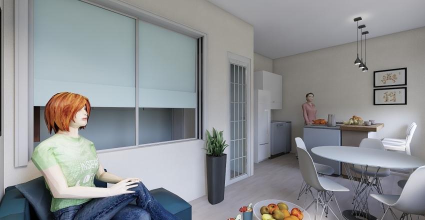 bass11-11 Interior Design Render
