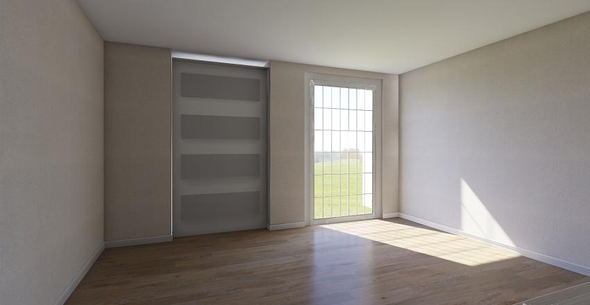 Blakemore Apartment Base Interior Design Render