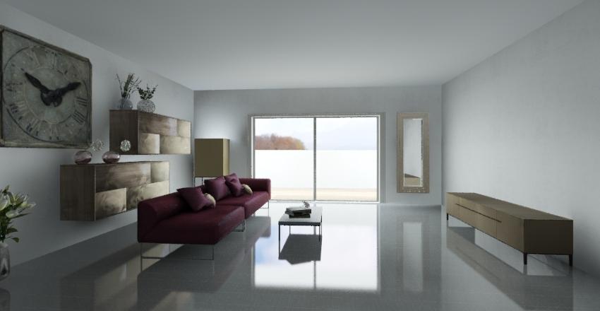 Dingli 180sqm  Interior Design Render