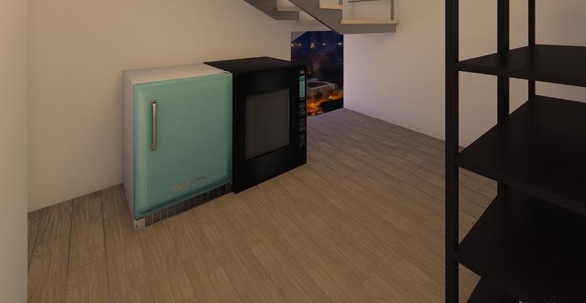 ripostiglio Interior Design Render