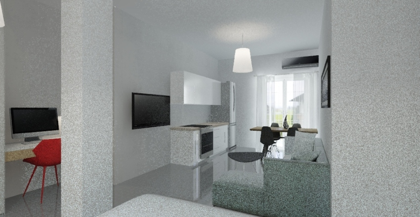 Mixail voda 9 Interior Design Render