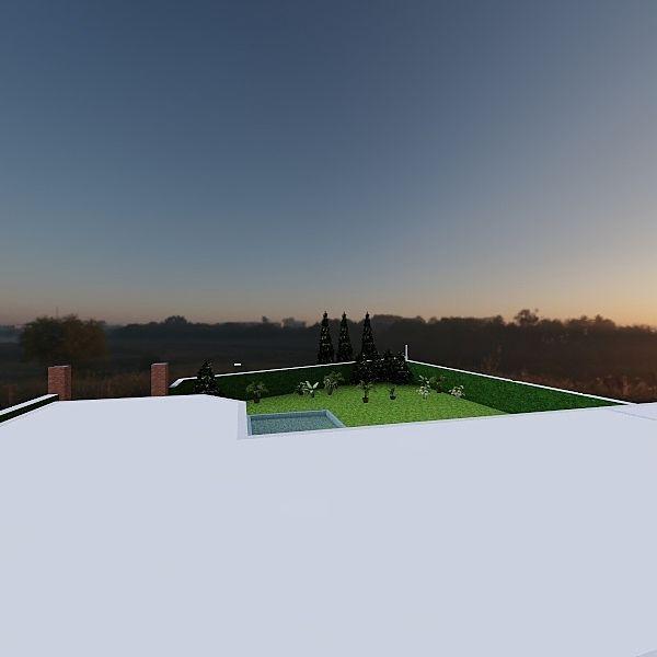 Proyecto 58 (nuevo proy) Interior Design Render