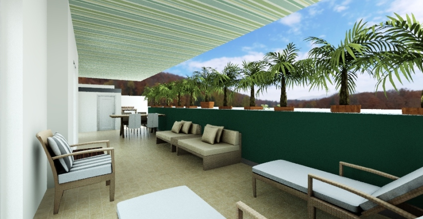 tresseno 4p Interior Design Render