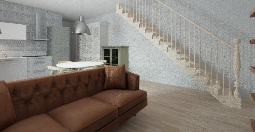 Campagnole Interior Design Render