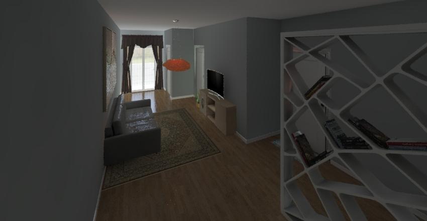E22 CAO ỐC ĐẠI THÀNH Interior Design Render