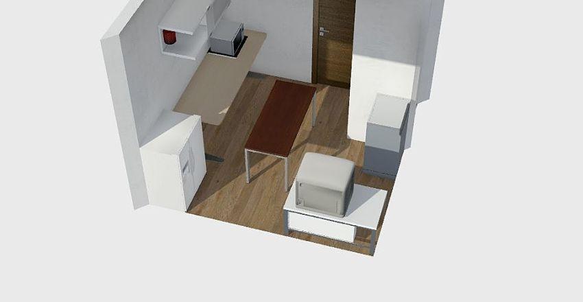 倉庫(new) Interior Design Render