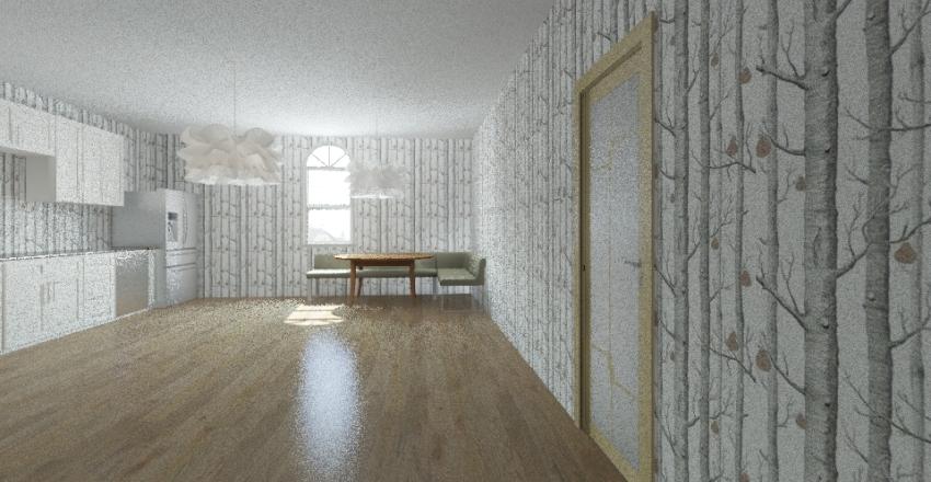 моя работа Interior Design Render