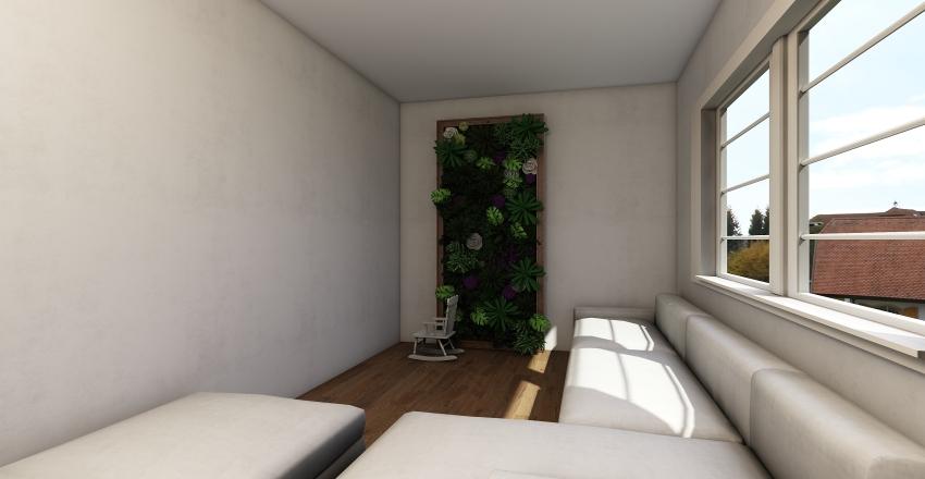 dTemplate2 Interior Design Render