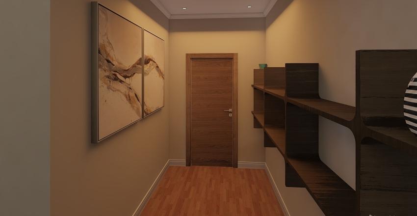 Marina Interior Design Render