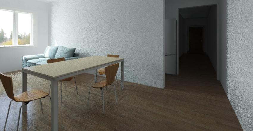 CasaStefano3 Interior Design Render