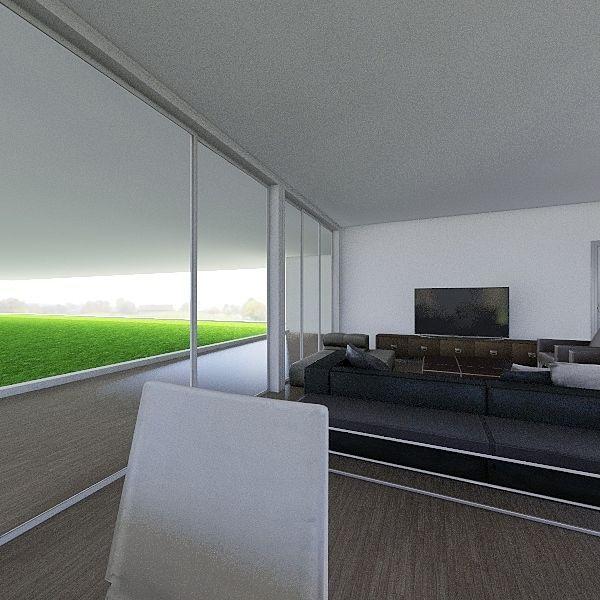 san sebastian Interior Design Render