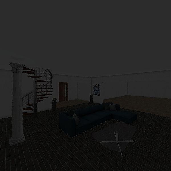 nhouse Interior Design Render
