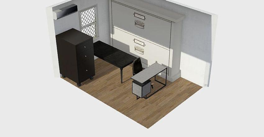 有價證券 Interior Design Render