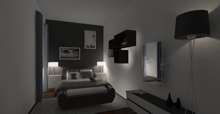 RECAMARA 2 Interior Design Render