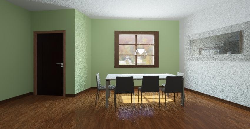 casett4 Interior Design Render