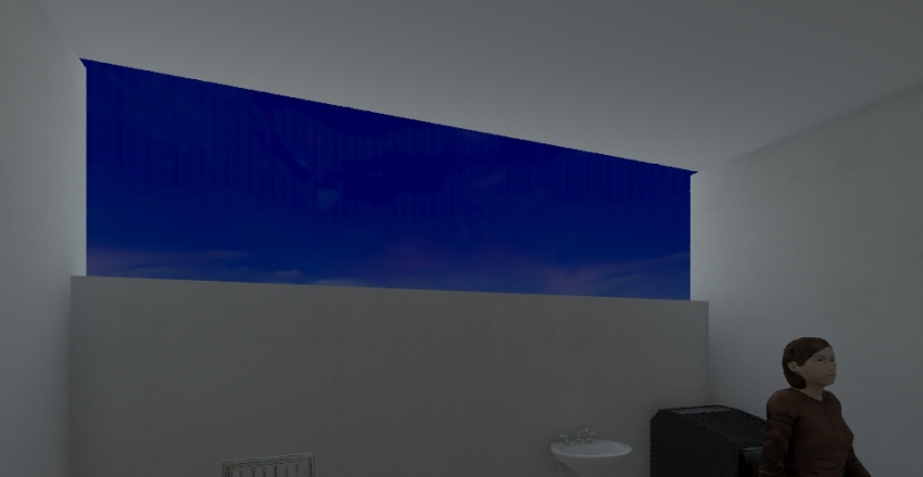 Casa Rhamar Interior Design Render
